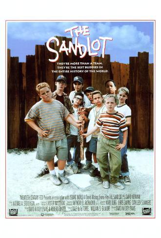 サンドロット/僕らがいた夏 ポスター