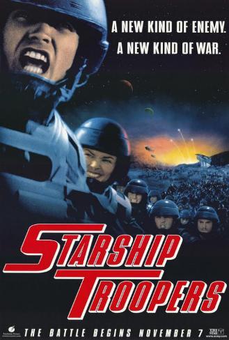 スターシップ・トゥルーパーズ(1997年) ポスター