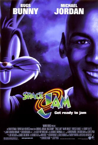 スペース・ジャム(1996年) ポスター