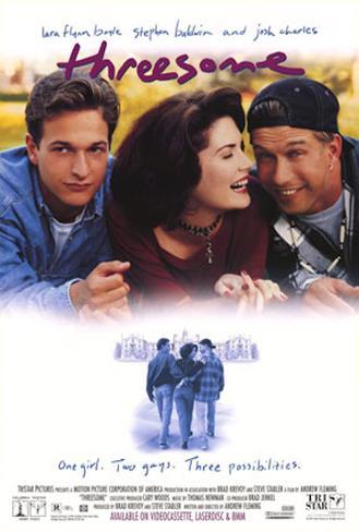 スリーサム(1994年) ポスター