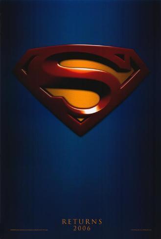 スーパーマン リターンズ ポスター