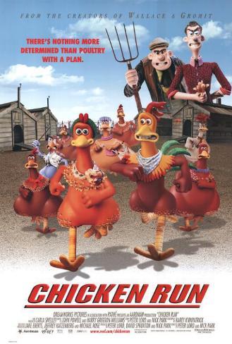 チキンラン(2000年) マスタープリント