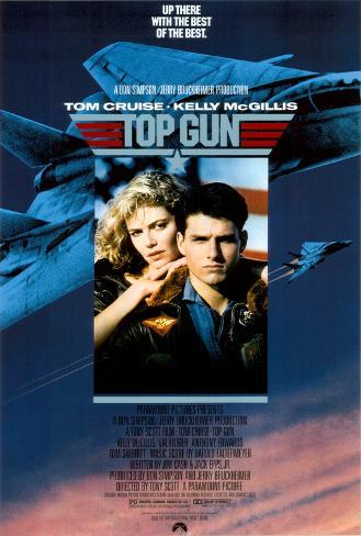 トップガン(1986年) ポスター