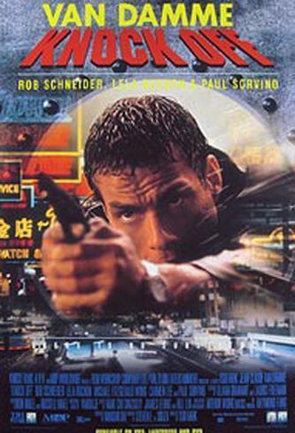 ノック・オフ(1998年) オリジナルポスター