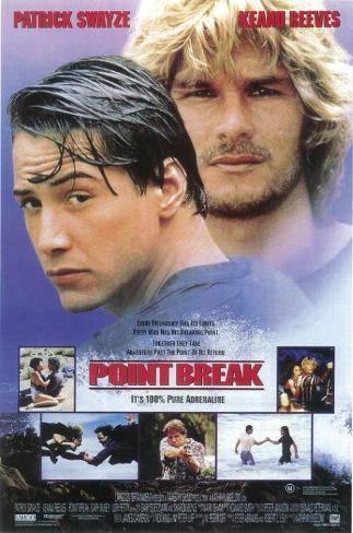 ハートブルー(1991年) ポスター