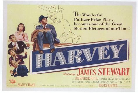 ハーヴェイ(1950年) ポスター