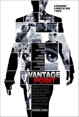 バンテージ・ポイント(2008年) オリジナルポスター