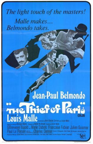 パリの大泥棒 マスタープリント