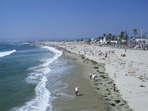 オールポスターズの フレイジャー ホール the beach at ocean beach