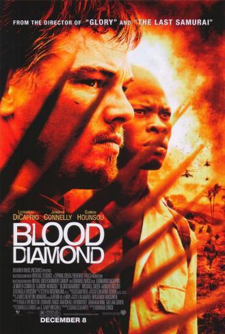 ブラッド・ダイヤモンド(2006年) ポスター