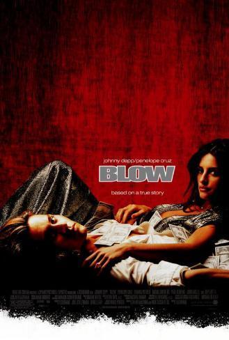 ブロウ(2001年) ポスター