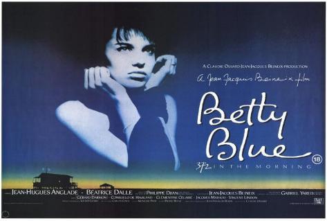 ベティ・ブルー(1986年) ポスター