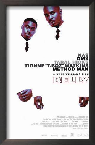ベリー(1998年) 額入りアートプリント