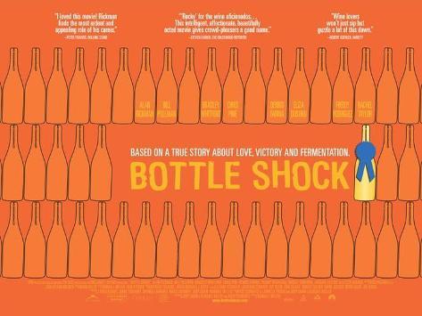 ボトル・ショック Bottle Shock(2008年) ポスター
