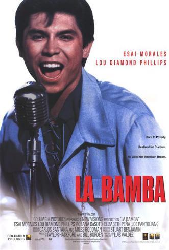 ラ★バンバ(1987年) マスタープリント