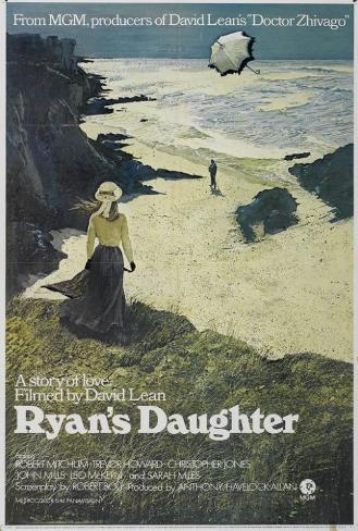 ライアンの娘(1970年) ポスター