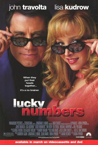 ラッキー・ナンバー(2000年) ポスター