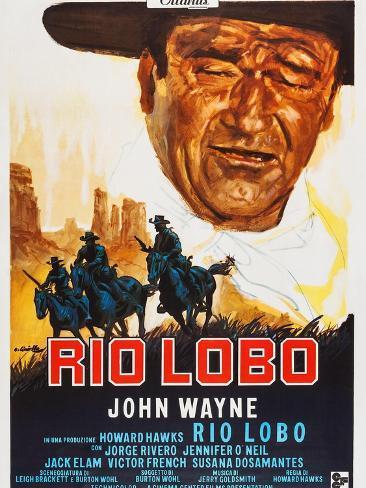 リオ・ロボ(1970年) アートプリント