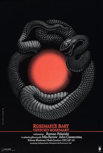 ローズマリーの赤ちゃん ポスター