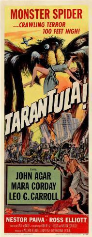 世紀の怪物/タランチュラの襲撃 ポスター