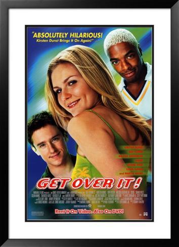 恋人にしてはいけない男の愛し方(2001年) 額入りポスター