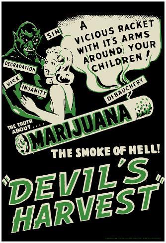 悪魔の植物 ポスター