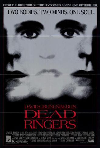 戦慄の絆(1988年) ポスター
