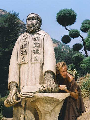 新・猿の惑星(1971年) 写真