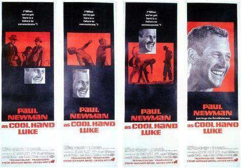 暴力脱獄(1967年) マスタープリント