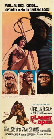 猿の惑星 ポスター