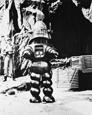 禁断の惑星(1956年) 写真