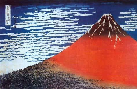 富士山 ポスター