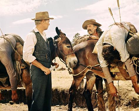 西部開拓史(1962年) 写真