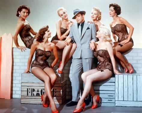 野郎どもと女たち(1955年) 写真