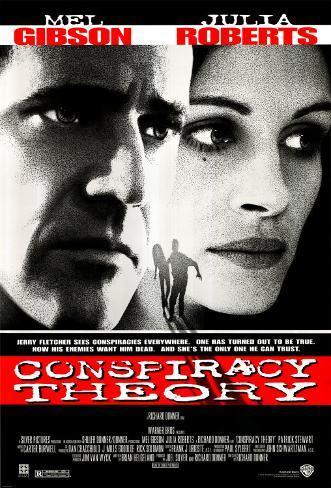 陰謀のセオリー(1997年) ポスター