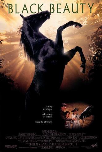 黒馬物語(1994年) ポスター