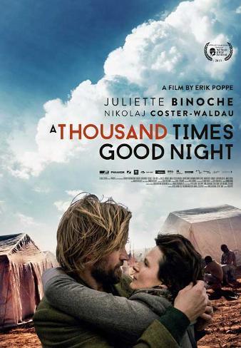 1,000 Times Goodnight Masterprint