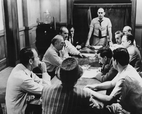 12 Angry Men Photo