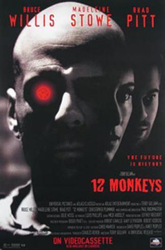12 Monkeys Original Poster