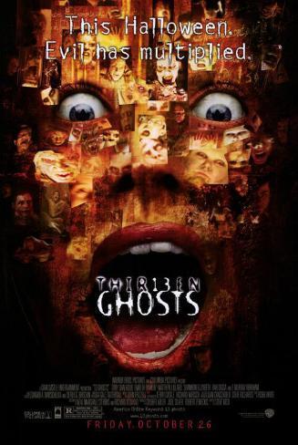 13 Ghosts Masterprint