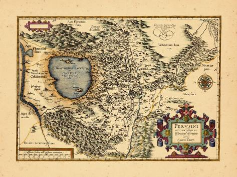 1584, Italy Giclee Print