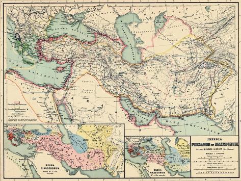 BC Egypt Libya Armenia Iran Iraq Saudi Arabia - Map of egypt 500 bc
