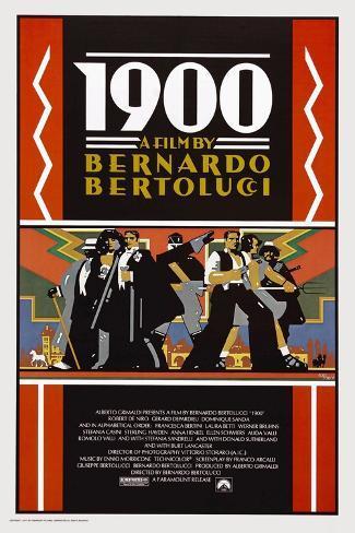 1900, 1976 (Novecento) Lámina giclée