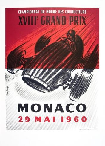 1960 Lorenzi Art Print