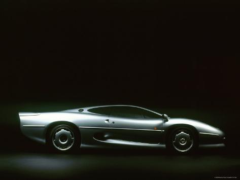 1993 Jaguar XJ 220 Impressão Fotográfica