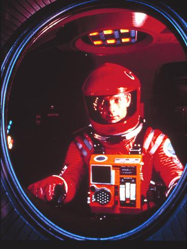 2001:A Space Odyssey, Keir Dullea, 1968 Photo