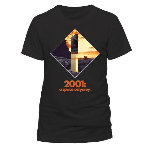 2001: A Space Odyssey - Obelisk T-Shirt