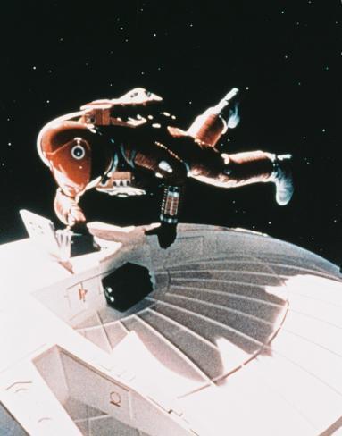 2001: Una odisea del espacio Fotografía
