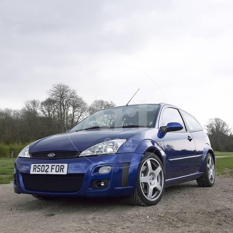 2002 Ford Focus Rs Photographic Print Allposters