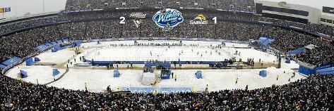 2008 NHL Winter Classic Photo